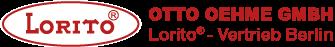Lorito-Vertrieb Berlin Otto Oehme GmbH Logo